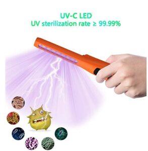 lámpara UV desinfectante