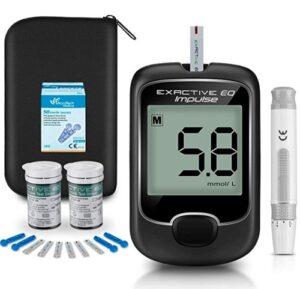 aparato para medir la glucosa
