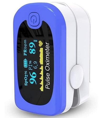 oximetro mommed uso para atletas