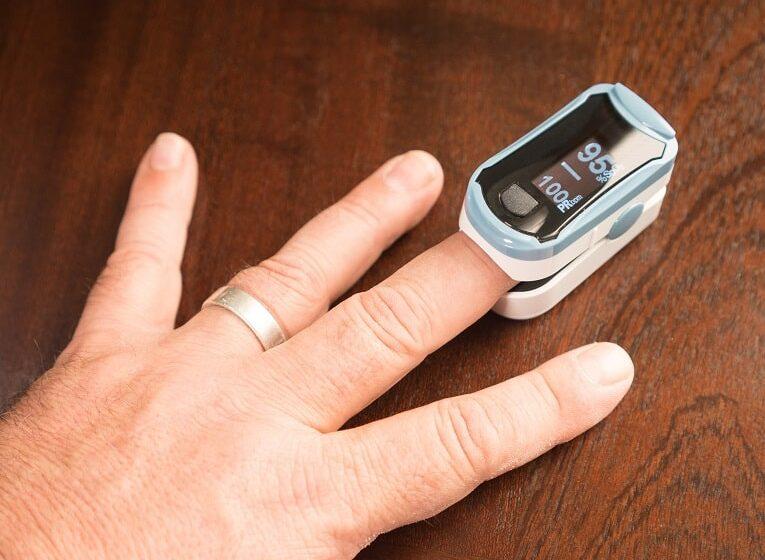 Los 5 Mejores Pulsioxímetros de Dedo de 2020