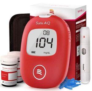 medidor de glucosa en sangre