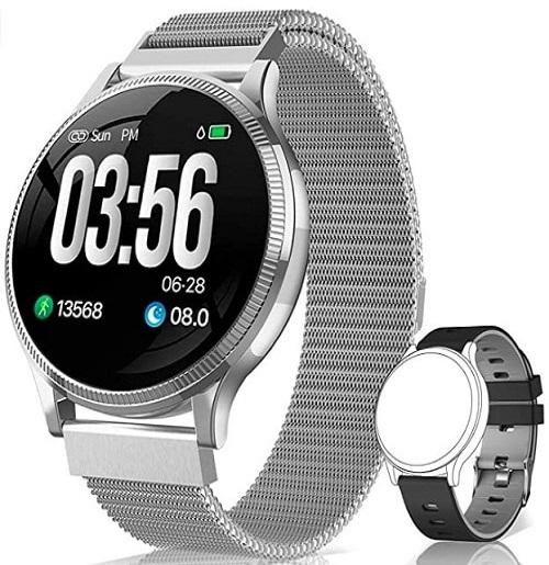 Banslv reloj monitor de la tensión arterial