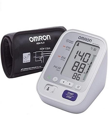 tensiometro digital omrom m3 confort